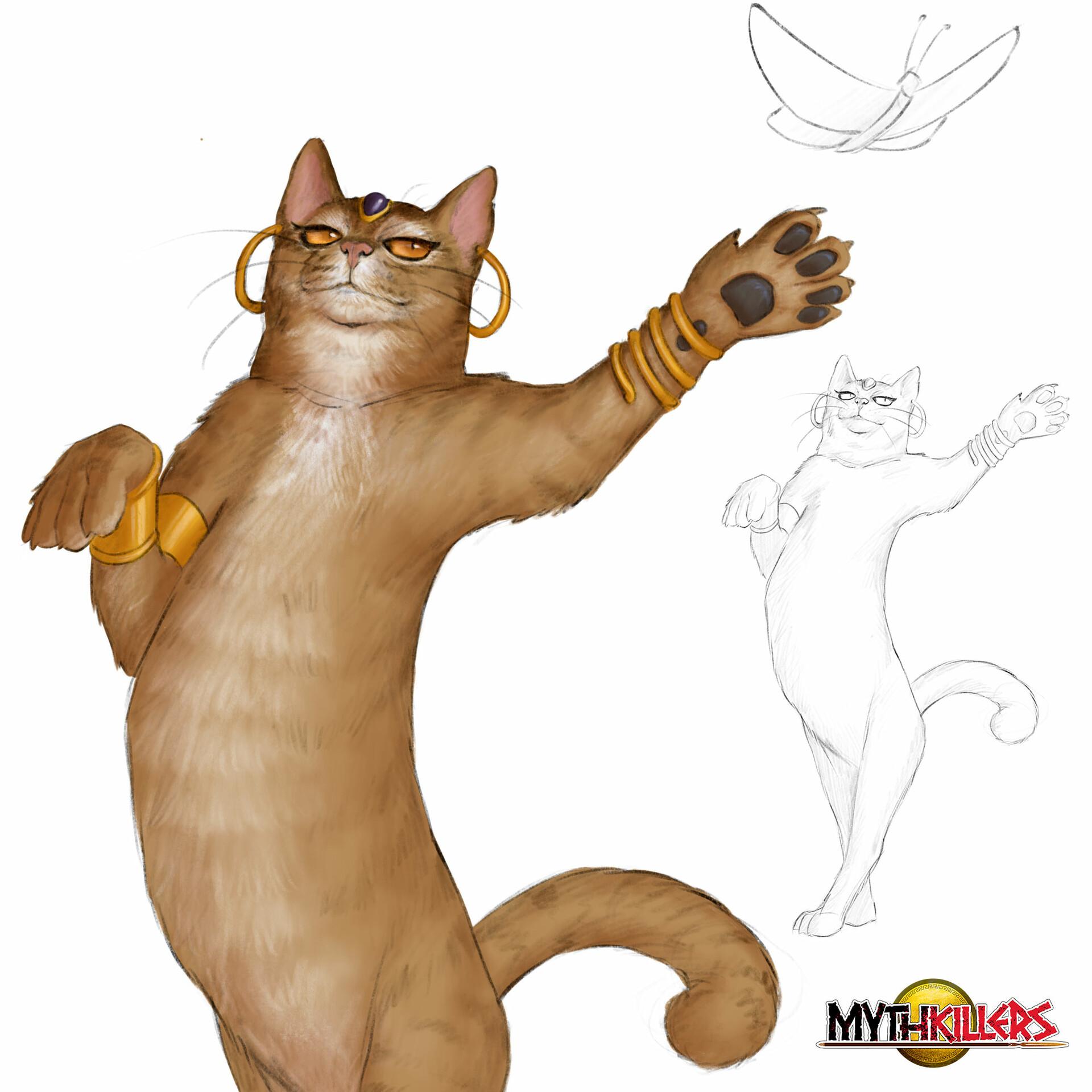 cat form design