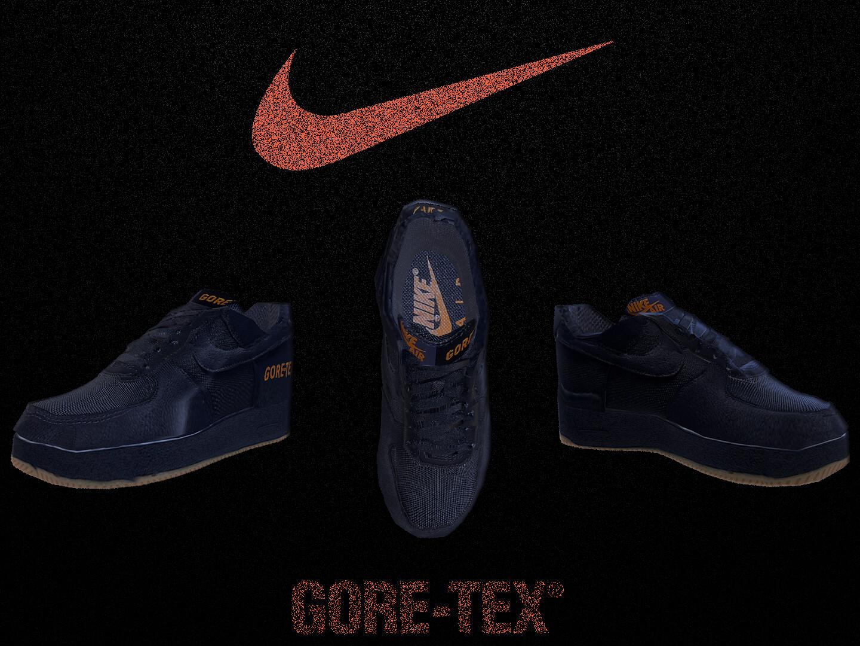 mezcla milagro Medalla  Nofil Khan - Nike Air Force 1 GORE-TEX Motion graphics Loop