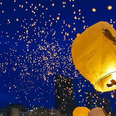 Danny flowers artprize paper lanterns by five50fivegirl d5jv2ty
