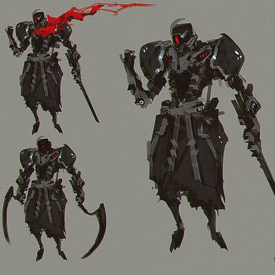 Benedick bana cyborg ninja gaijin lores