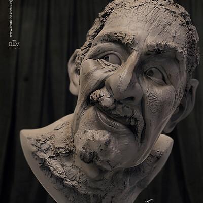 Surajit sen dev speed digital sculpture surajitsen nov2019