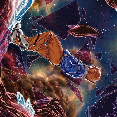 Aziz mbye stellar space voyage
