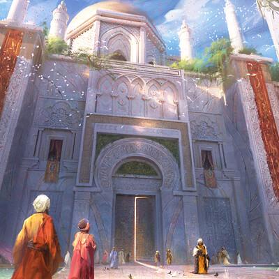 Julian kok kingdom of heaven