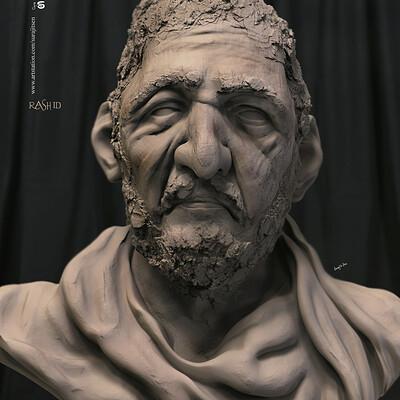 Surajit sen rashid digital sculpture surajitsen nov2019