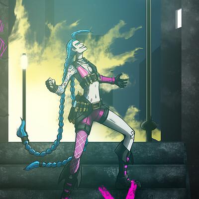 Film bionicx jinx 1 2