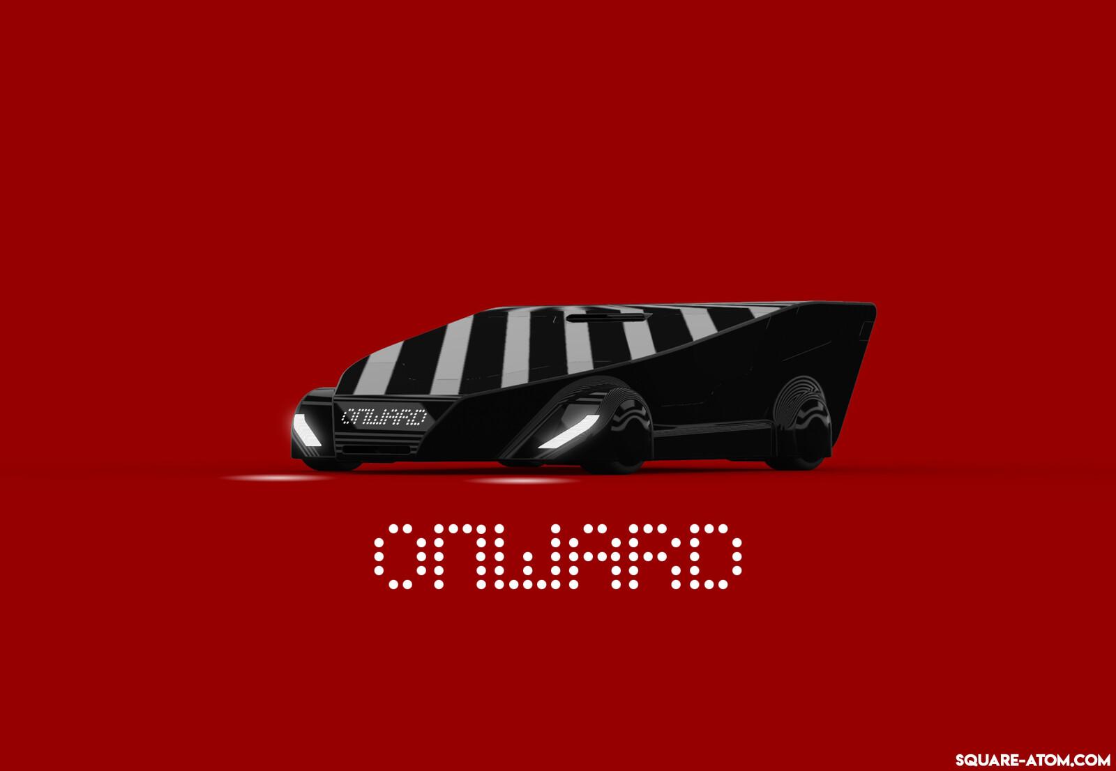 ONWARD - a car design