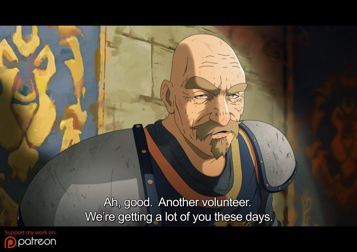 Игрок продолжает рассказывать о своем приключении в WoW Classic в картинках