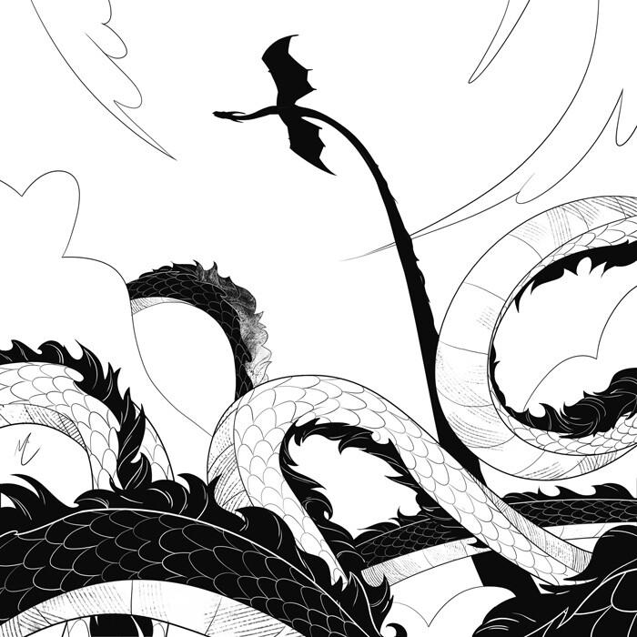 ink_12 Dragon