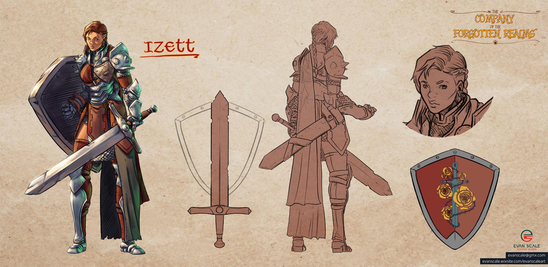 Izett - Knight
