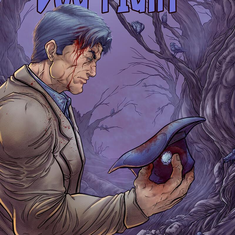 Adam Frankenstein: Dog Fight