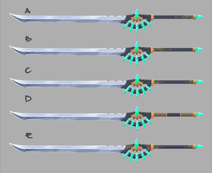 Filipe pinto swords