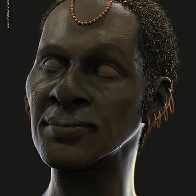 Surajit sen chimalsi digital sculpture surajitsen nov2019 1