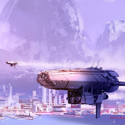 Sparth 07 violet spaceship final small
