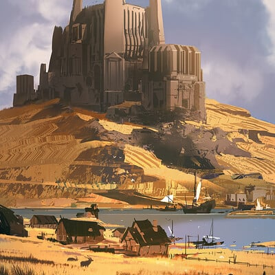 Sparth 30 medieval temple in yellow fields final small