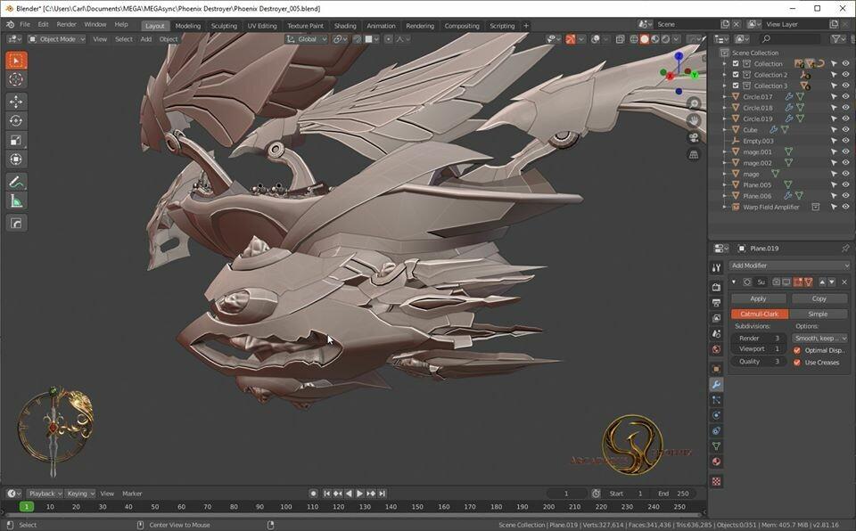 Arcadeous phoenix 20