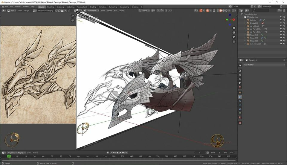 Arcadeous phoenix 8