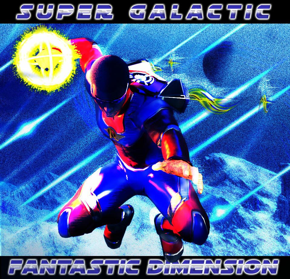 Gabriel Alpha-Power-Punch!