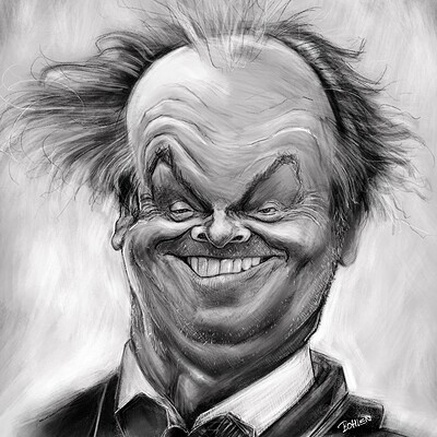 Caricature Sketches Collection