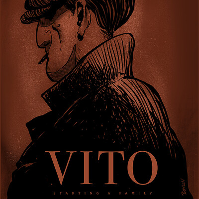 VITO – Fictional Movie Poster