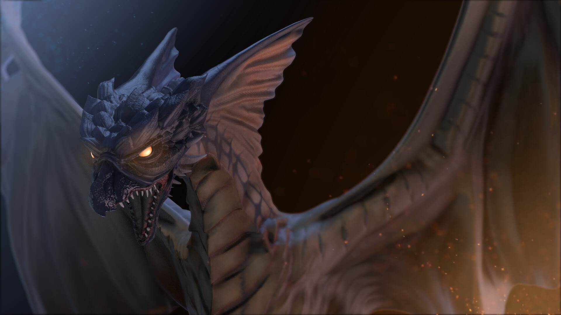 Artstation Legiana 3d Model Angel Iiaa
