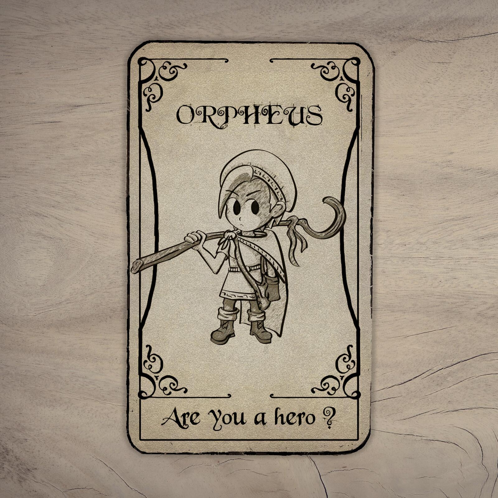 Orpheus Concept Art