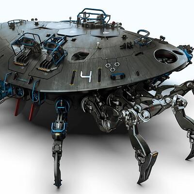 Mohammx hossein attaran thecrabotics3d 4