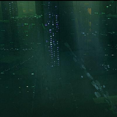 Taha yeasin day52 night city