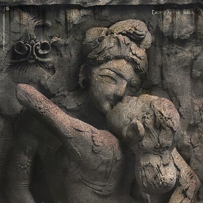 Surajit sen erotic art of india digital sculpture surajitsen nov2019
