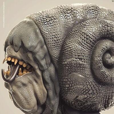 Surajit sen undex knot digital sculpture surajitsen nov2019