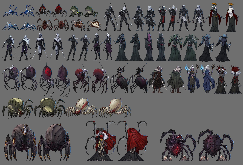 Servants of the Spider Queen