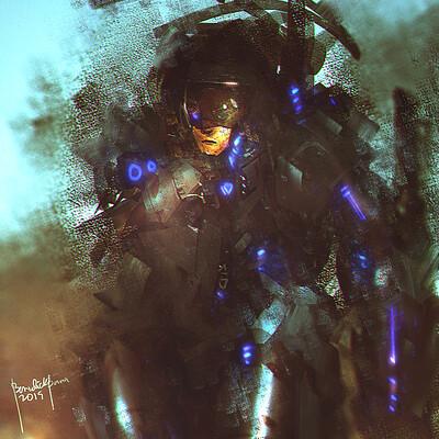 Benedick bana heavy armor suit final