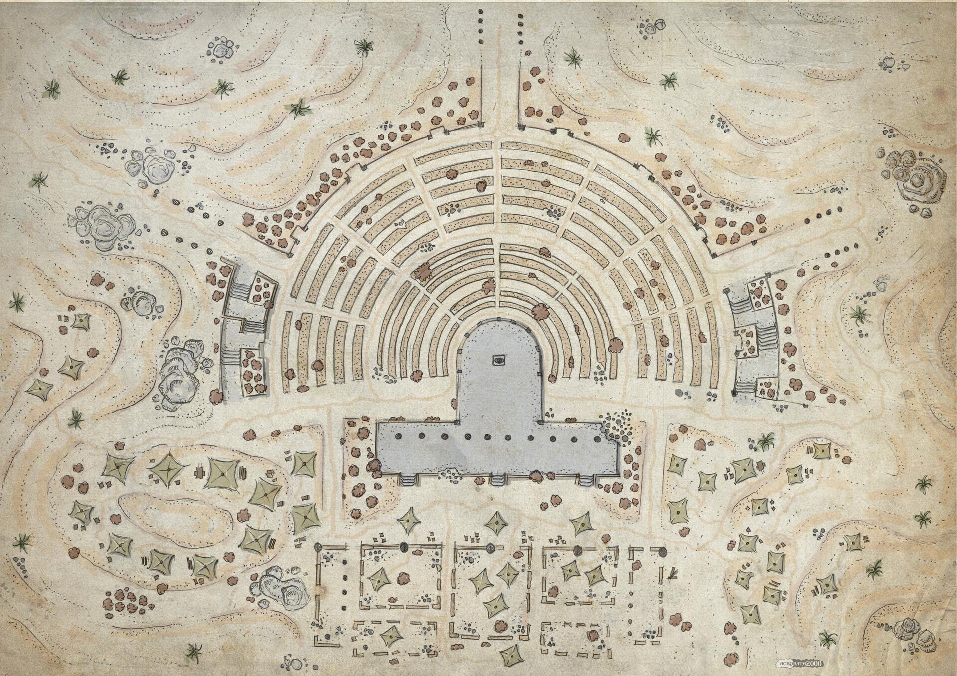 Acrobata2000 dosmil ruinas badr al mosak