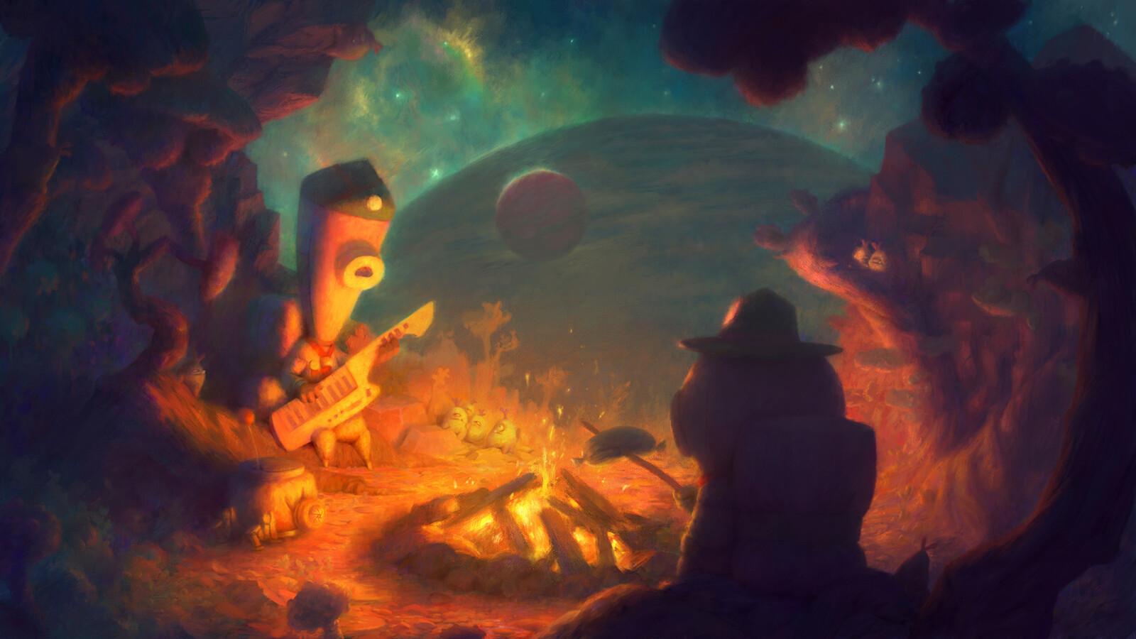 Intergalactic Scouts 3