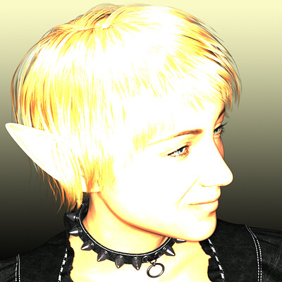 Urban virtuality elf hex