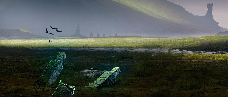 Dead Lands (detail)