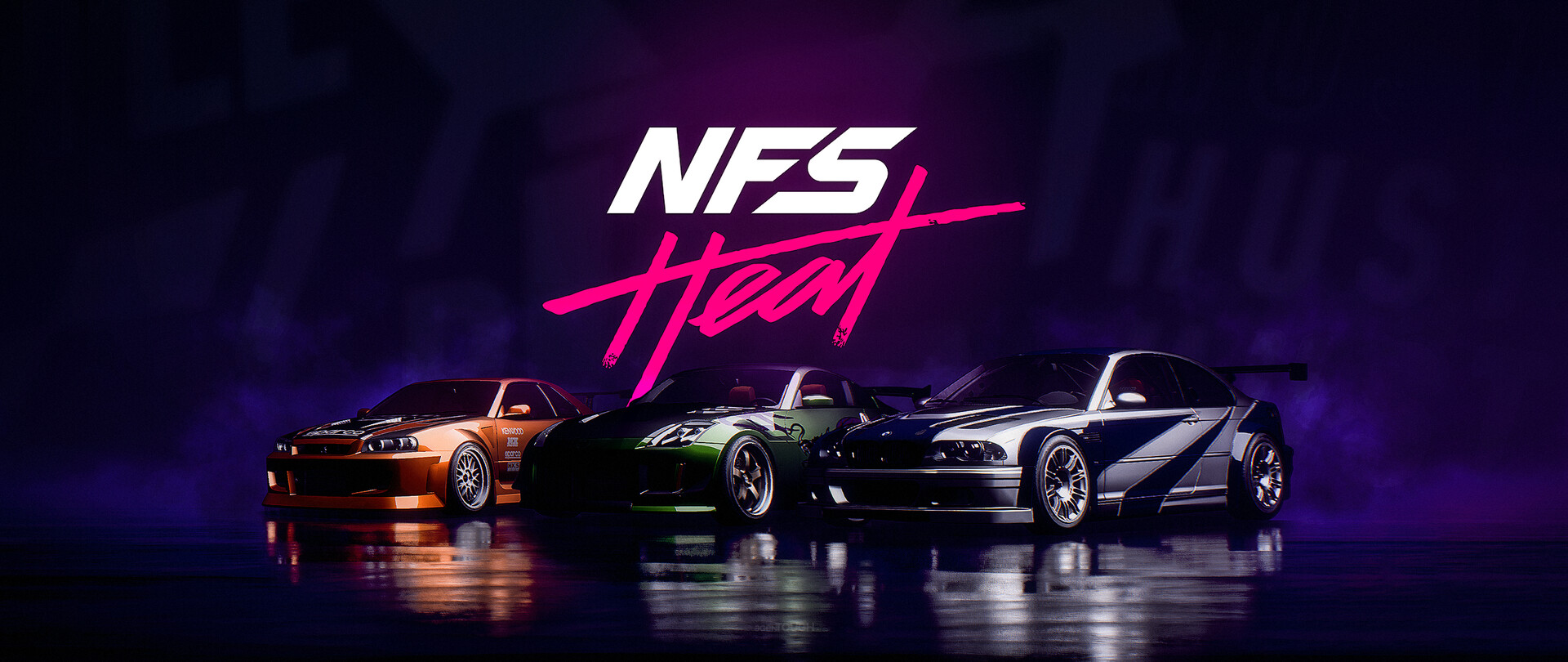 Artstation Nfs Heat Icons agentough