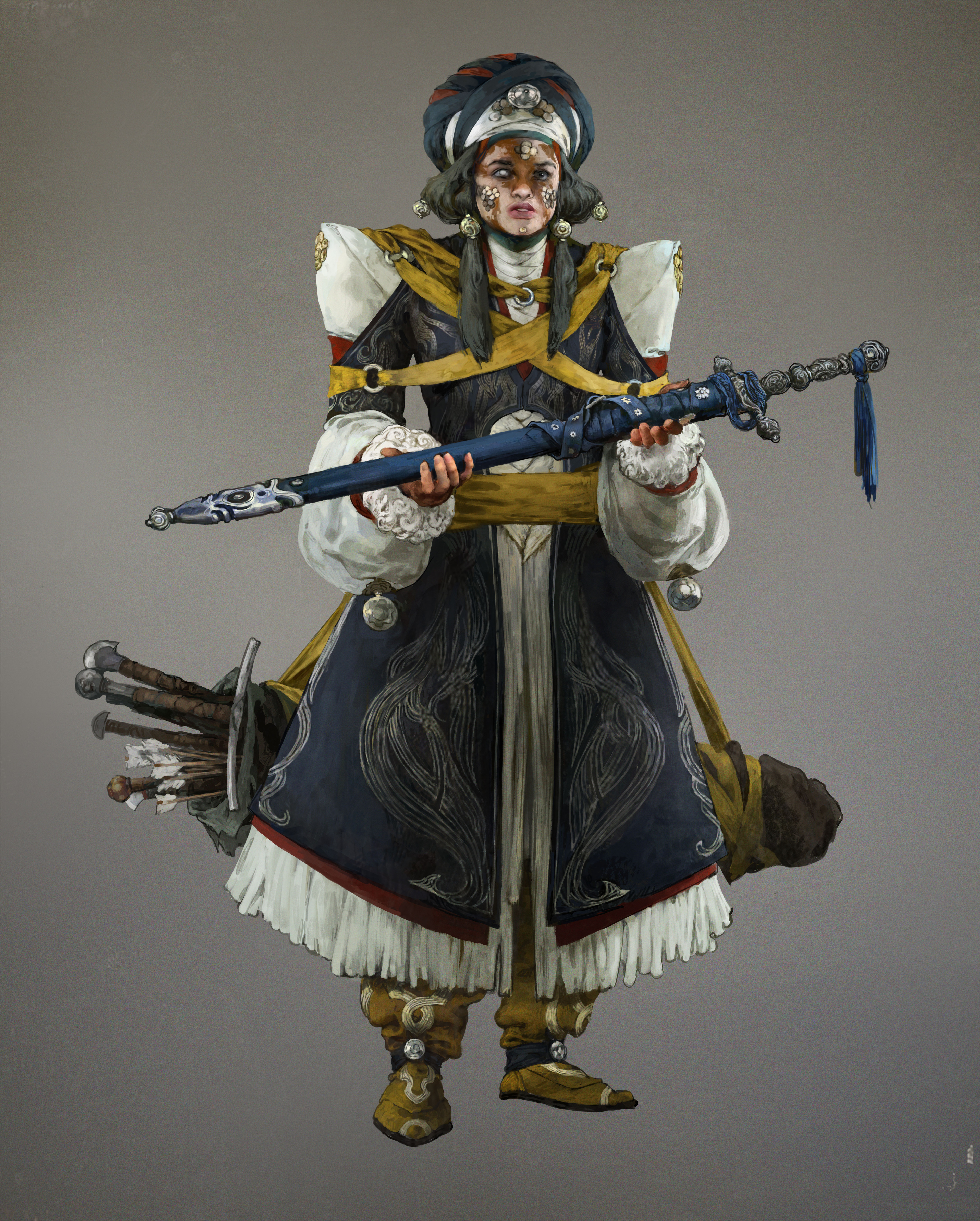 Weapon Trader