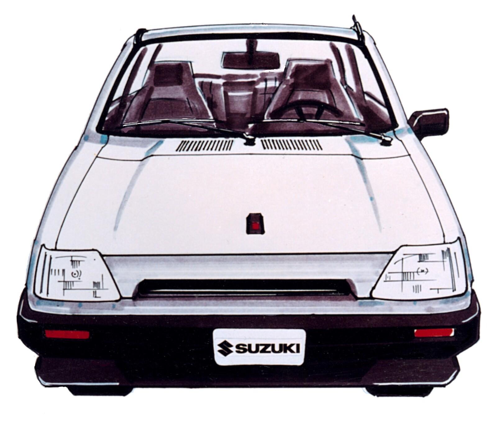 Suzuki concept art