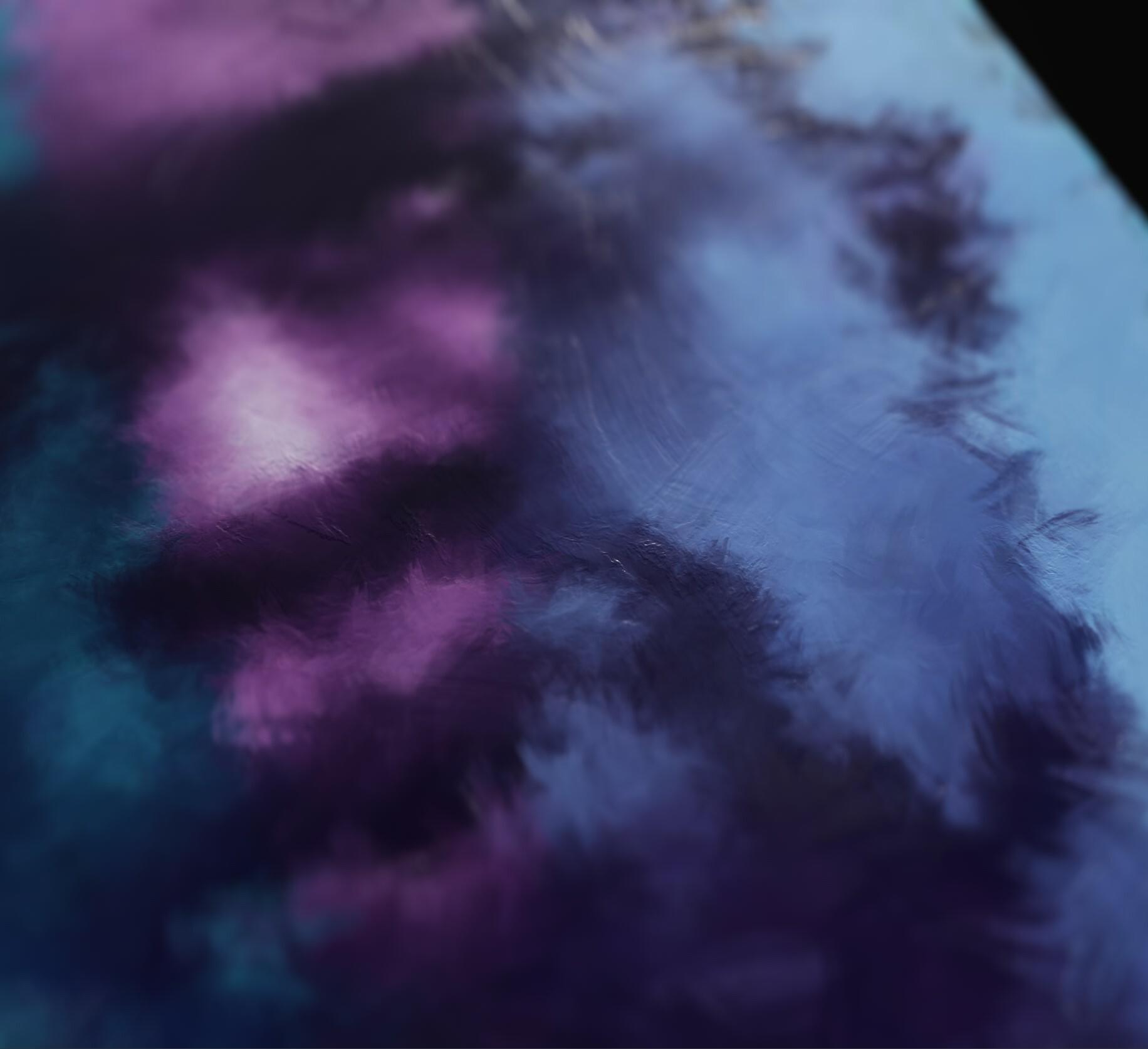 CloseUp on that paint (3D view)
