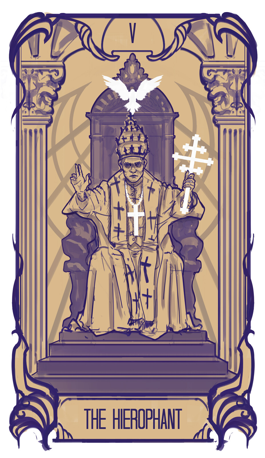 5. The Hierophant
