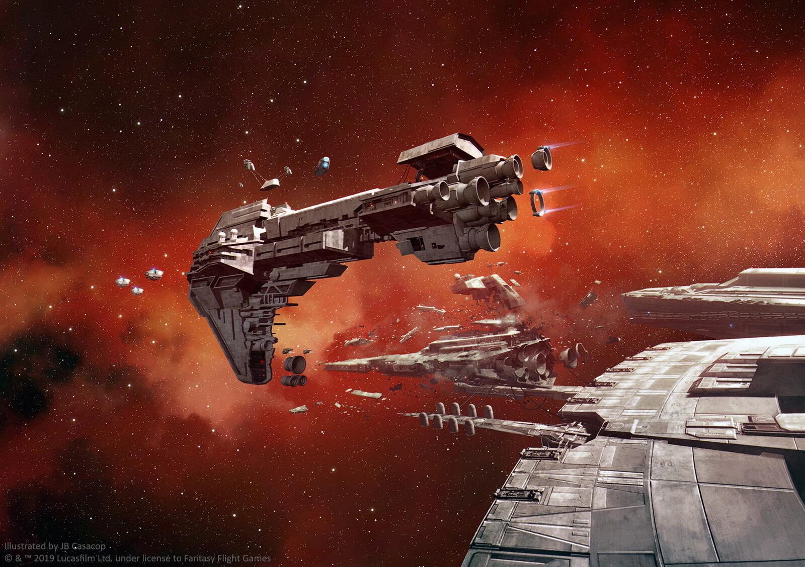 Nadiri Dockyards Starhawk