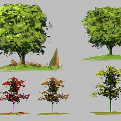 Benedick bana tree concept design 2 ca lores