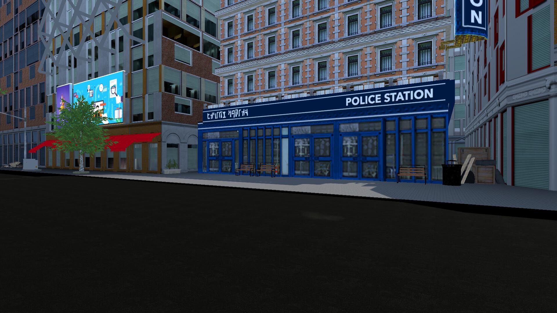 Jayson bennett police station