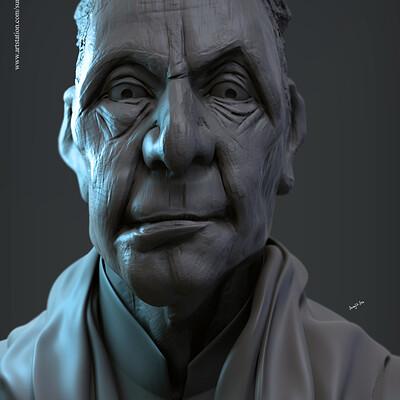 Surajit sen jigen digital sculpture surajitsen nov2019