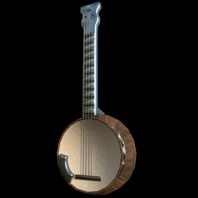 Landon cargill banjorender1