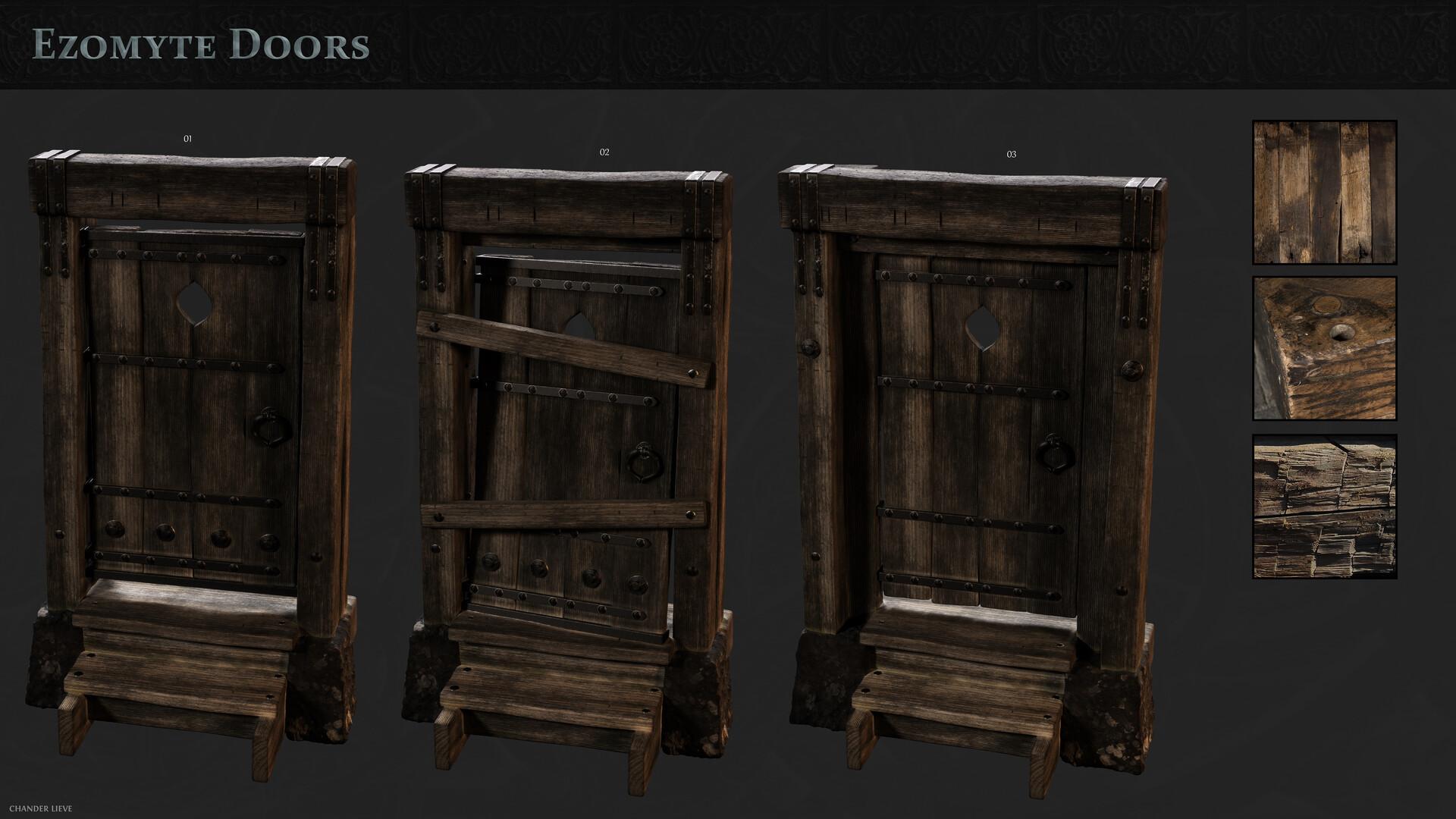 Chander lieve doors