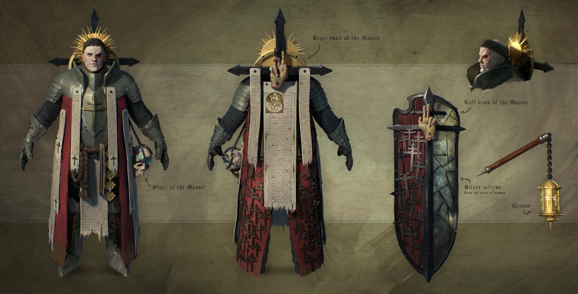 Maxence burgel paladin charactersheet recovered