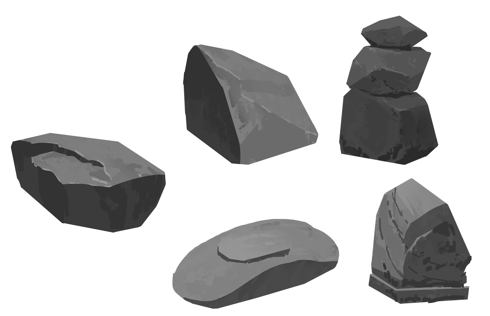 Harrison yinfaowei rock studies 1