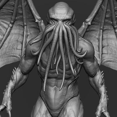 Ares dragonis cthuluu