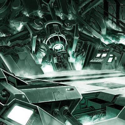 Atom cyber mind machine low